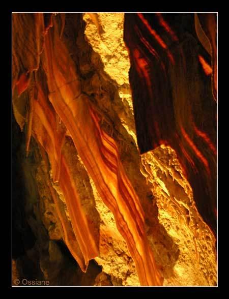 Le Vent des Sables, Derrière le Batik, J\\\\'écoute le Chant du Désert.