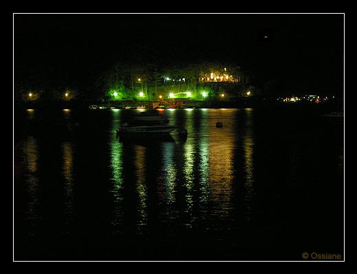 Isola Comancina sur le lac de Côme